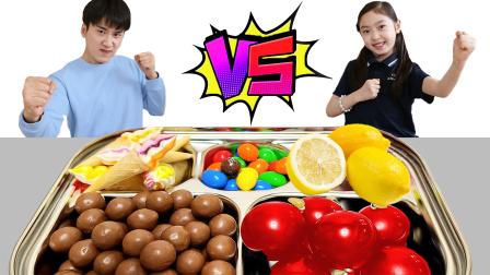 糖果便当随机游戏!糖果千万不能多吃哦!