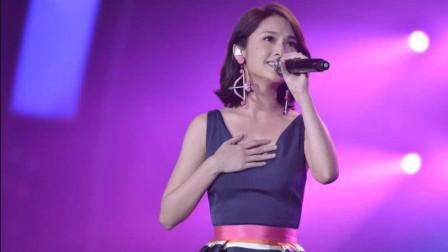 浪姐2人气最高的杨丞琳,竟有这么多好歌,怪不得深受李荣浩喜爱