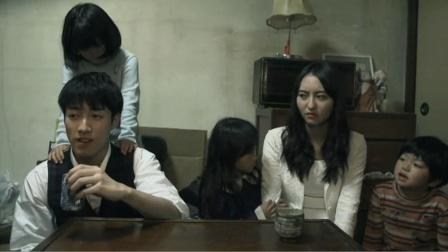 惊悚片:女孩第一次去男友家,嫌弟弟妹妹太多,于是她宰了他们