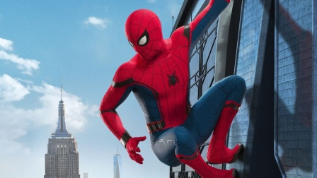 蜘蛛侠战衣的功能 都是钢铁侠对他的爱