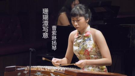 曹紫琳扬琴演奏《珊瑚潭写意》,罗非曲