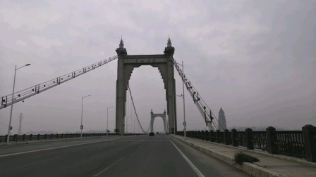 赣江第一桥——赣州大桥