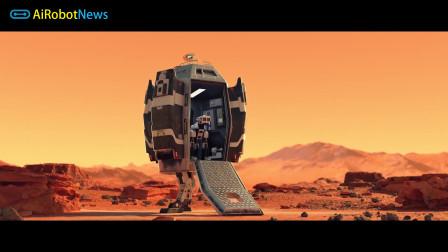 机器人科幻系列短片之《Genesis》