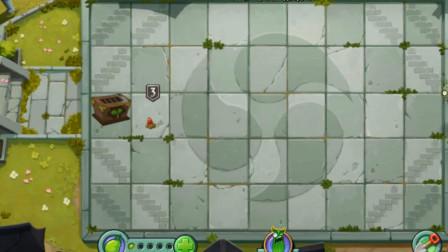 植物大战僵尸:平安时代,传送带上就一颗地雷,怎么闯关?