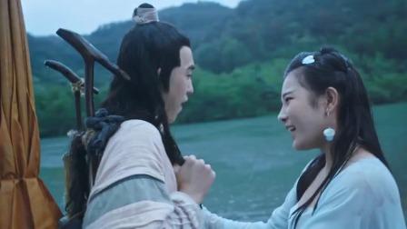 封神之人鱼传说:两男子偷看美女洗澡被绑架