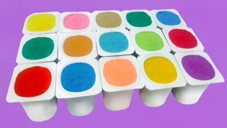 太空沙冰淇淋魔力变惊喜益智玩具,比起培乐多彩泥你更喜欢哪个?