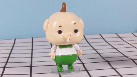 猪猪侠小琦故事