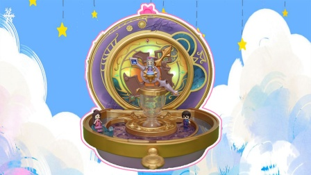 精灵梦叶罗丽:时间公主时希四时钟玩具分享