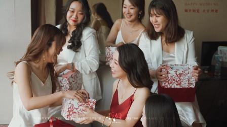 [WE FILM 作品](我们影像)20210509太原国贸酒店婚礼快剪