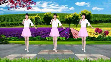 广场舞《你比春天还美丽》动感32步附教学