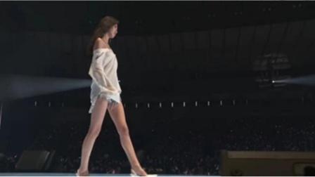 日本东京时装秀,每一帧都十分养眼,欧美国家什么的都弱爆了!