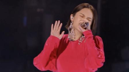 杨丞琳飚唱《起风了》,原唱听了都羞愧,一开口就是王者水准