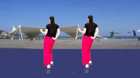 爆火广场舞《大风吹》动感时尚,好听好看