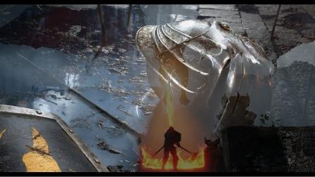 佐楠先生PS5【4K】《恶魔之魂:重制版》【贯穿骑士装】v2修正版