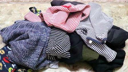 家里旧衣服很多?这4种不要随便乱送人,我也才了解,快转达家人