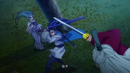 沐天城:杨蔑的帅气救场,谁都动不了他的媳妇
