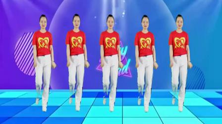 广场舞《瞧我这眼神》动感旋律,舞步新颖,精彩无限!