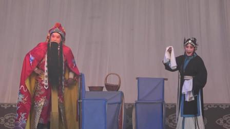 秦腔演出《五典坡》,剧团黄金搭档舞台表演栩栩如生,真乃杰作