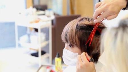 """这才叫""""短发"""",个性,时尚,有层次,越来越多女性保持这样剪"""