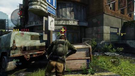 PS4【美国末日多人联机】Murderboi击倒14个吊打日本小号伪圣光