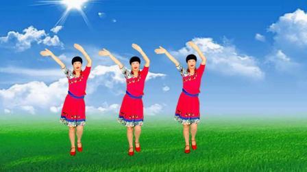 《美观不美观》64步花球舞,动作优美好看,背面加分解教学