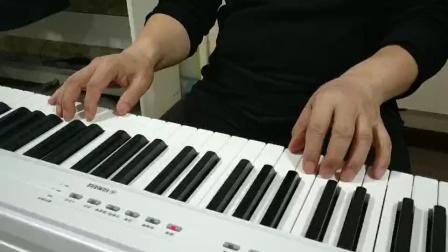 钢大教学视频《小星星》柱式和弦弹奏★李明生示范