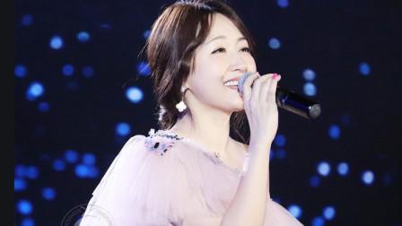 杨钰莹罕见飚粤语歌,一首《千千阙歌》唱的真绝,粤语水平太高了
