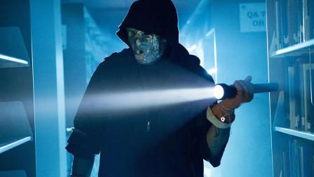夜晚三点半:5分钟带你看完美国的恐怖电影《克莉丝提·杀人网站》