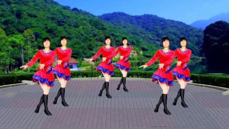 广场舞《兵哥哥》歌声甜美动听,舞蹈好看好学