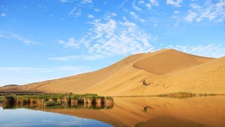 假如地球上没有了沙漠会怎样