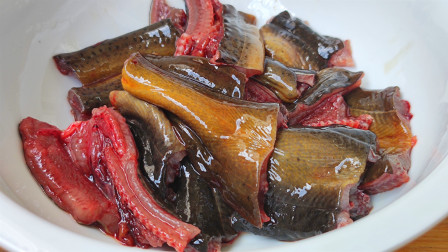 黄鳝这样做太好吃了,鲜嫩入味,做法简单,我家一周吃7吃都不腻