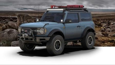 那个AT我想看福特Bronco的粉丝,你在哪?