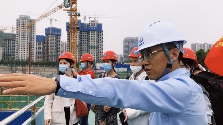 """西安这座CBD明年建成!建设招商并行助力""""产业航天""""建设"""