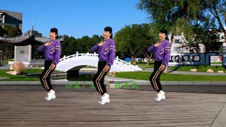 热门健身舞《姐最拽》简单动感时尚,附教学