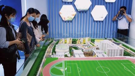 殷殷嘱托催奋进乘势而上开新局主题活动走进西安航天城第二中学工地