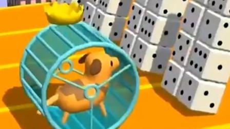小游戏:柴犬大闯关