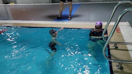 20210510游泳练习