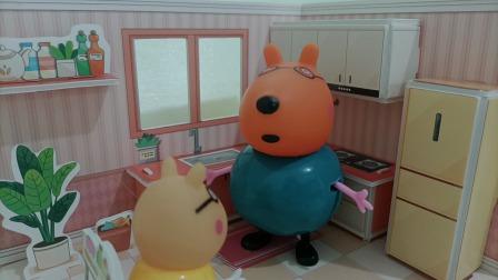 家务活不是妈妈一个人的事,小朋友也要帮着做