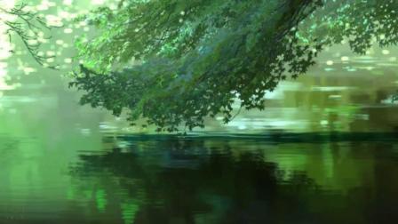 言叶之庭:隐约雷鸣有时雨,静静看这治愈美好的画面