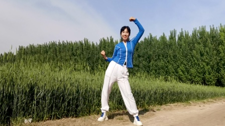 中老年健身操《爱情41度9》专门治疗肩颈,扭腰专门减肚子