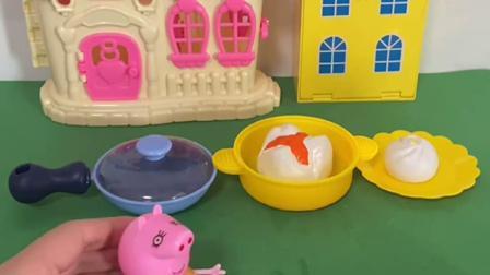 趣味玩具:乔治犯错了,主动向妈妈承认错误!