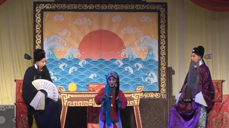 美女演员秦腔《三堂会审》,舞台驾驭如此出色完美,太厉害了