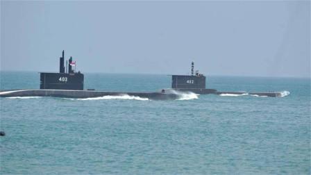 考验中国的时候到了?印尼请求打捞失事潜艇,全球仅4国能做到