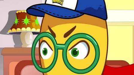 搞笑动画:学渣和学霸到底差在哪?