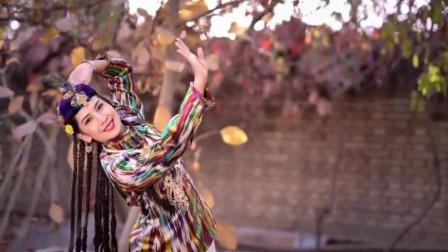 美丽的伊再提古丽,维吾尔族姑娘的魅力风采