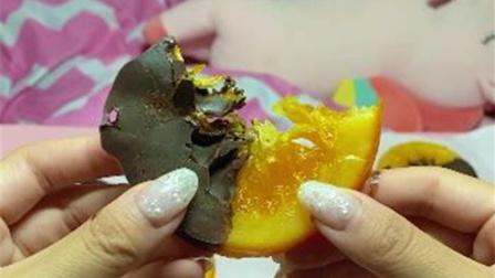 橙子不只是水果还是甜点