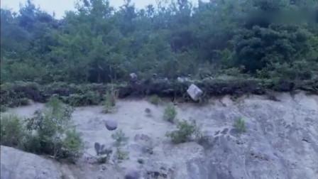 雪豹坚强岁月:鬼子损失惨重,石头杀伤力太大