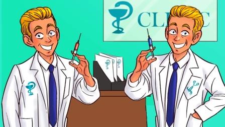 脑力测试:哪一个医生是克隆人?