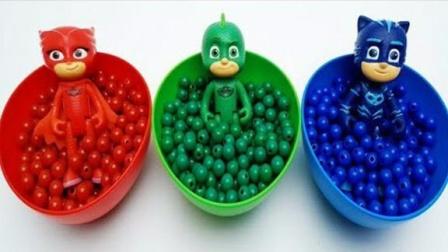 趣味睡衣侠超级飞侠儿童益智玩具,早教色彩激发宝宝想象力创造力