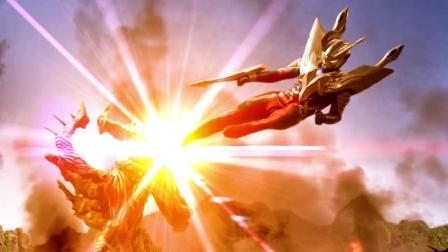 赛罗奥特曼22:即使遇到强大的对手,也要勇往直前